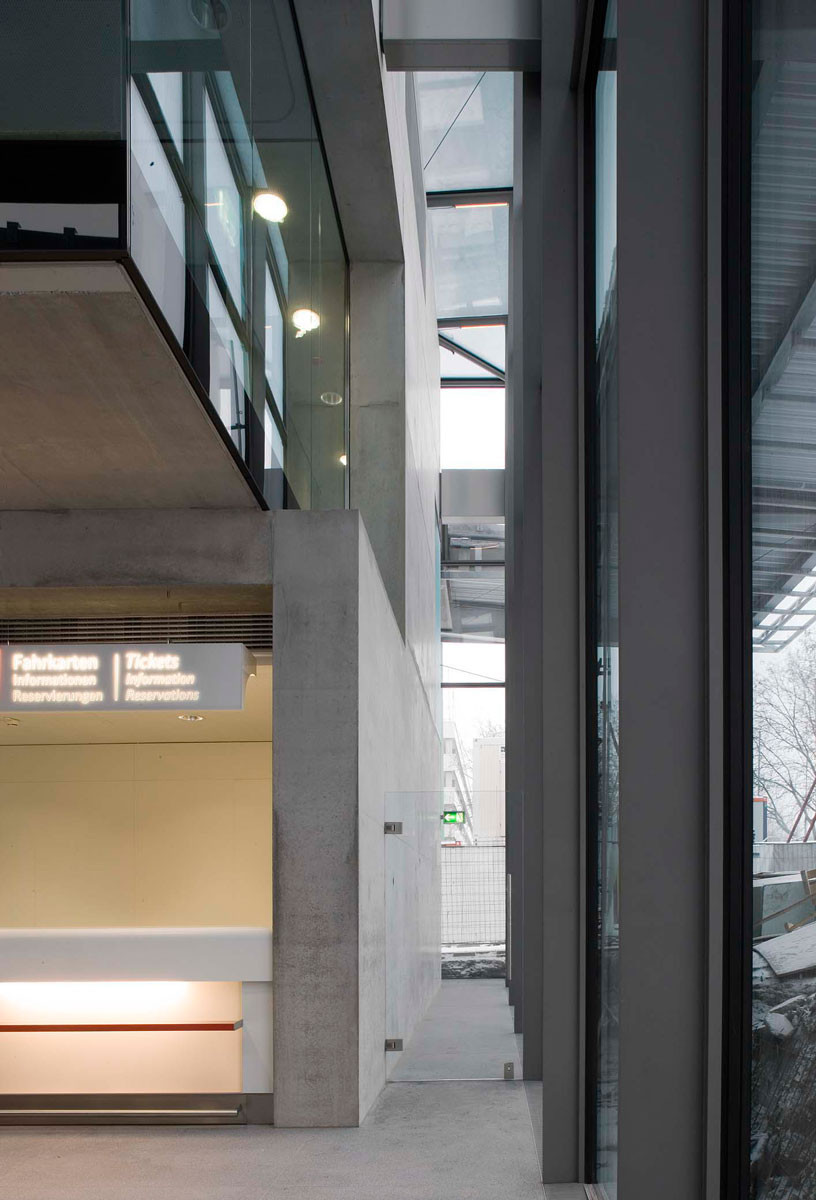 Dreibund architekten 137 db reisezentrum - Dreibund architekten ...