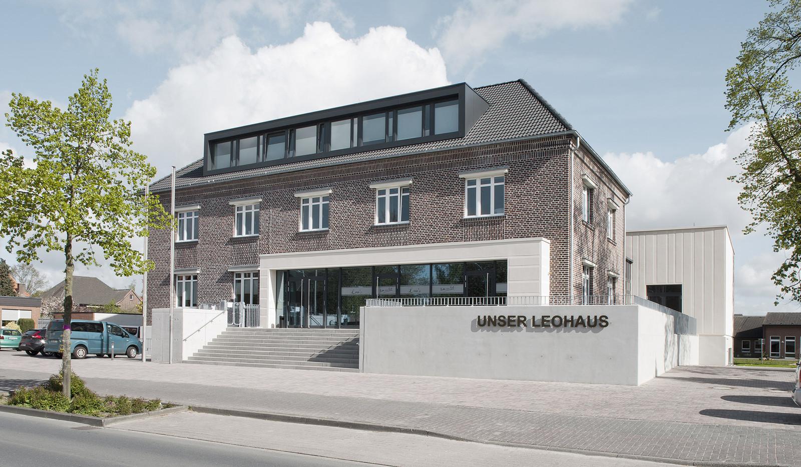 Dreibund architekten bochum 222 leohaus olfen - Dreibund architekten ...