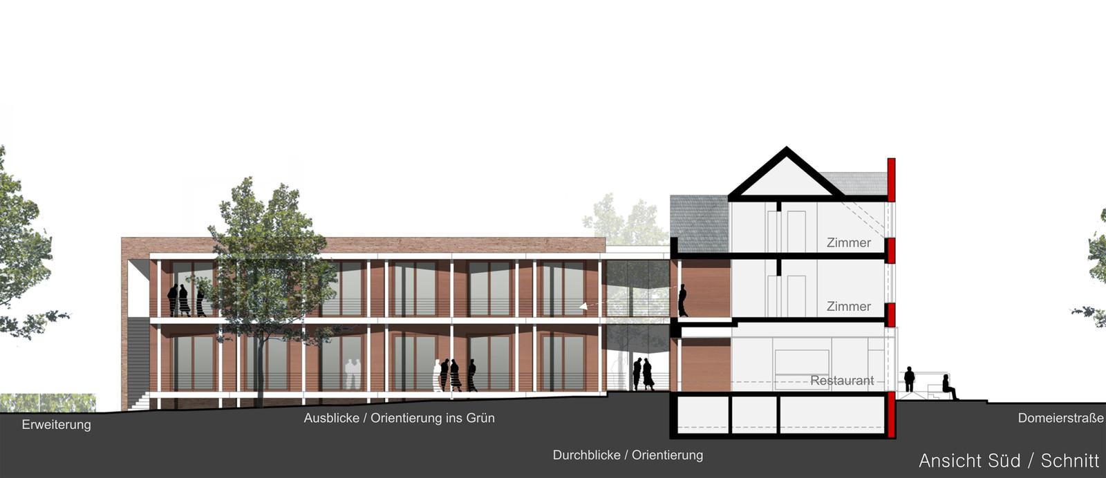 Dreibund architekten 268 pflegehotel hameln - Dreibund architekten ...