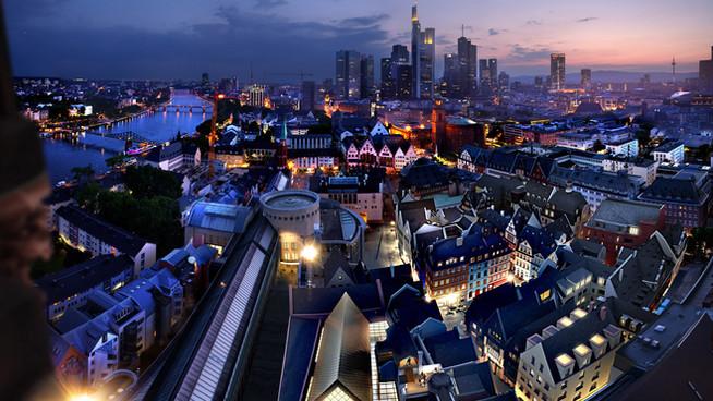 Visualisierung: HHVision Frankfurt