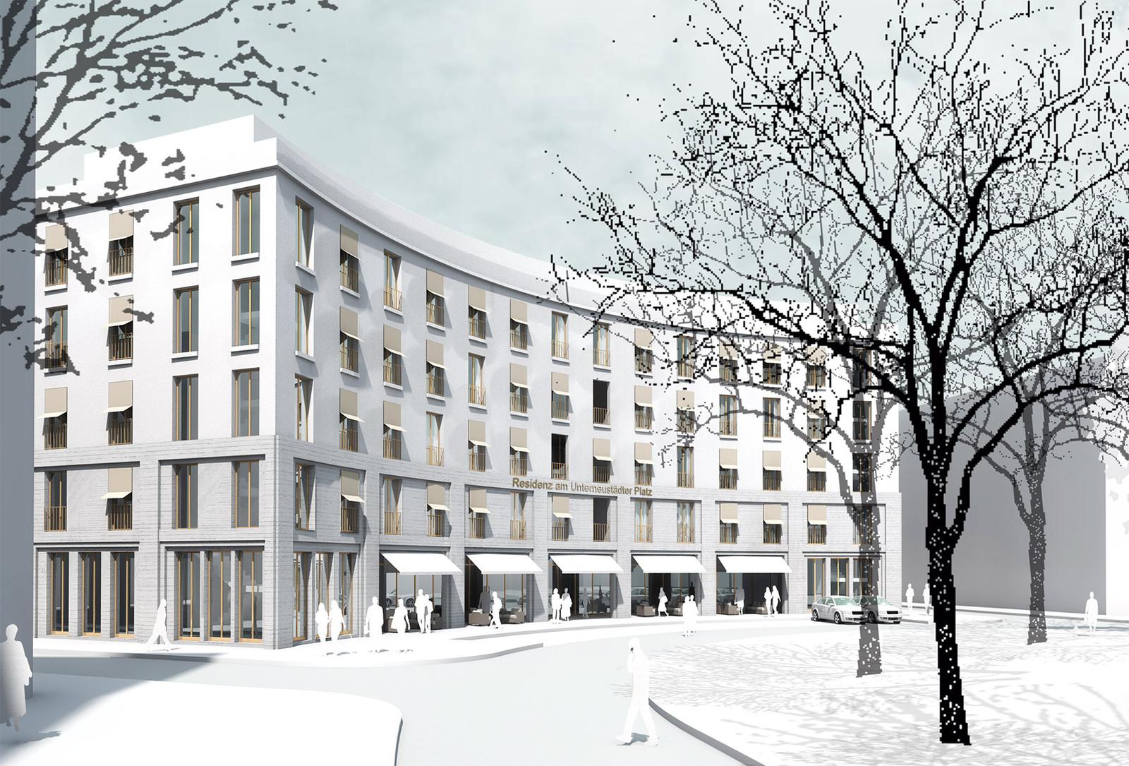 Dreibund architekten bochum 159 altenheim kassel - Dreibund architekten ...
