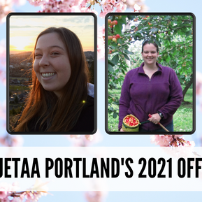 Meet Your 2021 Officers!