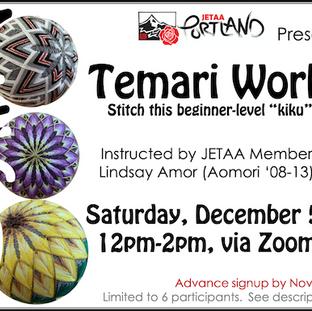 Temari Workshop