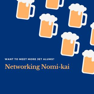 August Networking Nomi-kai