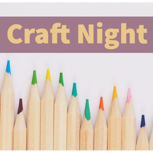 October Craft Night
