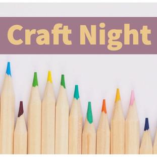 November Craft Night