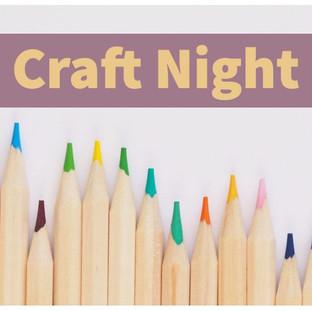 October Craft Night