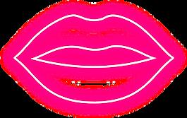 8-84583_neon-emoji-library-lip-liner.png