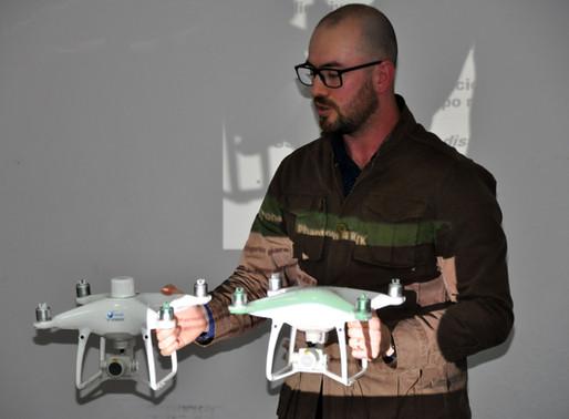 Uso de drone é aliado da inovação em engenharia