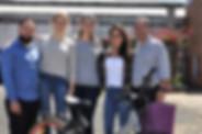 """Ontem (6), a jornalista Adriana Zottis noticiou o projeto """"Ciclovia de Plástico"""" na coluna Gente S/A do Diário de Canoas.  😀👏👏👏 #inovação #inovaçãoaberta..."""