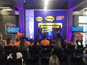 O cofundador do HUBITTAT, Adriano Panazzolo, está participando hoje (17) da terceira edição do Canoas Startup Show. Ele compartilha com...