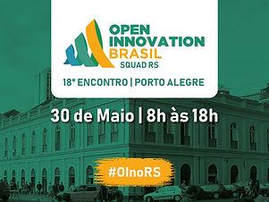 Porto Alegre recebe neste mês o 18º Encontro do Open Innovation Brasil, movimento colaborativo que tem como propósito compartilhar...