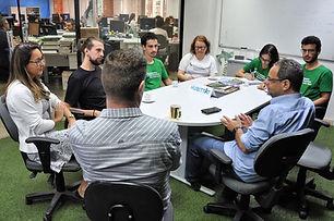 Na manhã desta quarta-feira (20), a Organização Não Governamental Engenheiros Sem Fronteiras esteve no HUBITTAT, conhecendo a experiência...