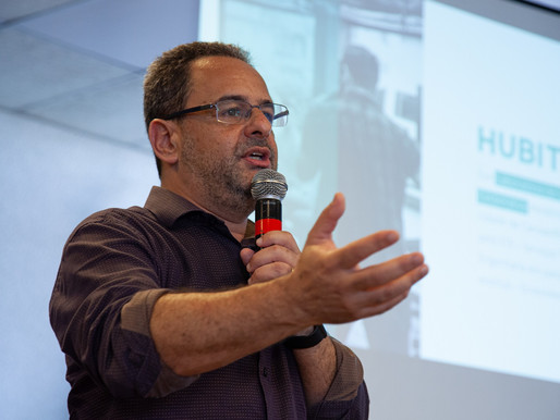 HUBITTAT apresenta sua história no seminário anual da Revista Estradas