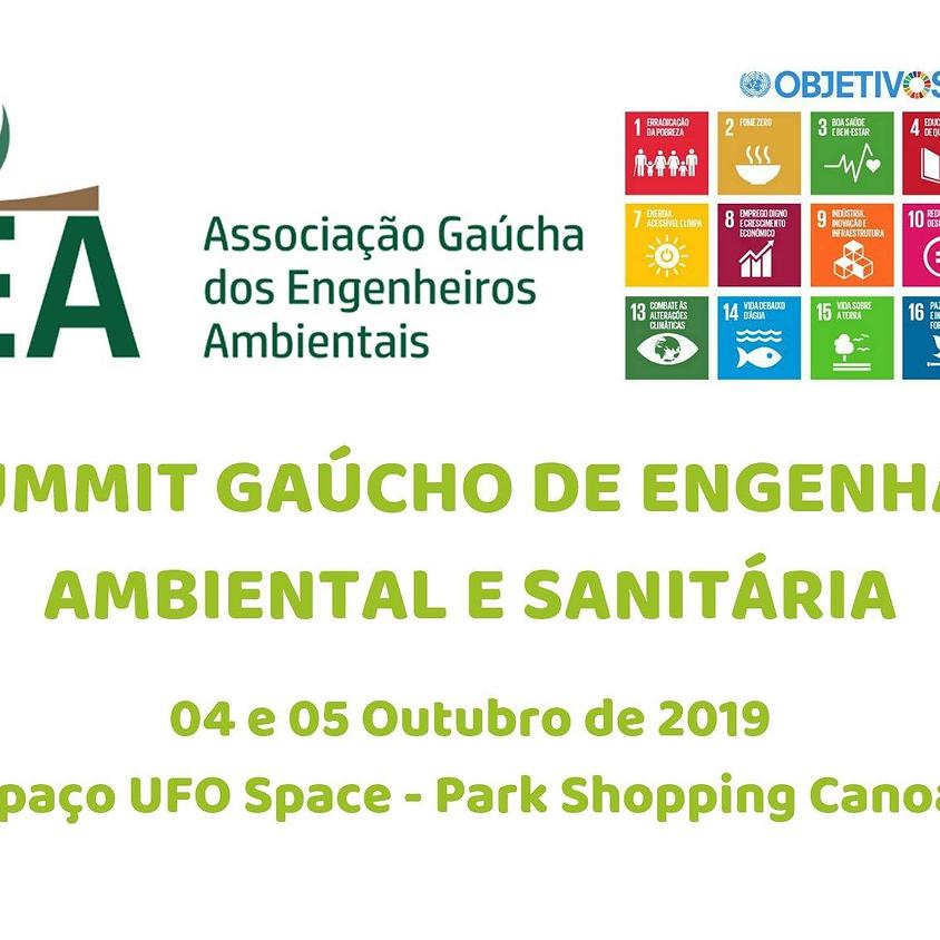 1º SUMMIT GAÚCHO DE ENGENHARIA AMBIENTAL E SANITÁRIA