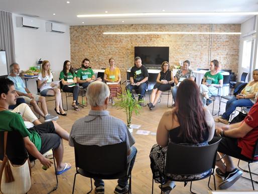 Parceiros do HUBITTAT elaboram projetos para comunidades no Dia de Cocriar