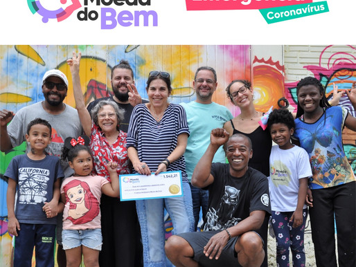 Ferramentas de inovação são utilizadas no socorro das famílias do Morro da Cruz