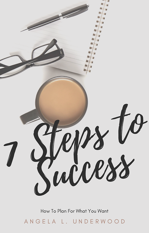 7 Steps to Success - Planning eBook