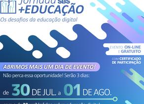 Jornada SBS +Educação: Os desafios da educação digital - Como foi?