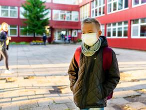 Flexibilização deve permitir até 70% dos alunos nas escolas