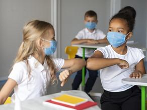 Guia orienta retorno seguro às aulas presenciais nas escolas