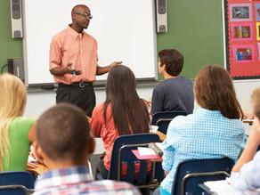 O professor, sua geração e a adolescência
