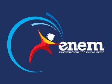 ENEM 2020: Candidatos com COVID-19 poderão remarcar data do exame, diz Inep