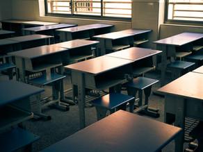 """OCDE: """"Brasil está entre os países que mantiveram escolas fechadas por maior período de tempo""""."""
