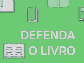 #EmDefesadoLivro