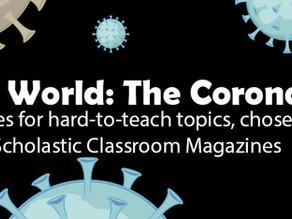 Teaching Our World: The Coronavirus