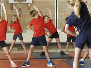 Physical Education is just as important as any other school subject