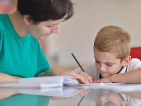 Homework help at primary school