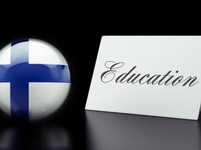 Como é a educação na Finlândia?