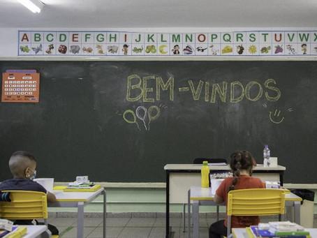 Escolas de SP devem encerrar rodízio e receber apenas alunos prioritários