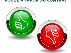 """79% dos brasileiros: """"Retorno às escolas agravará a pandemia da COVID-19"""". Qual sua opinião?"""