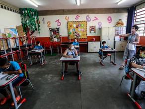 Mais de 3 mil cidades brasileiras não têm data para retorno das aulas presenciais