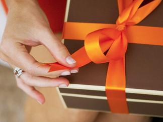 Как оригинально вручить подарочный сертификат