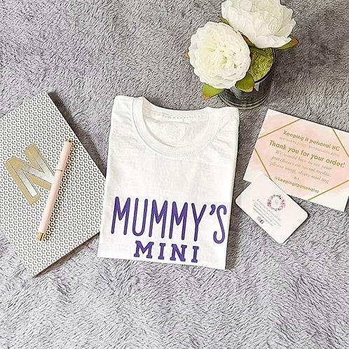 Mummy's mini