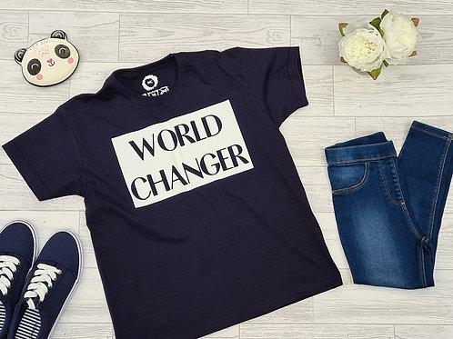 World changer 7-8 years