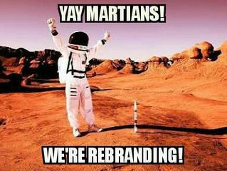 Mars Rebranding