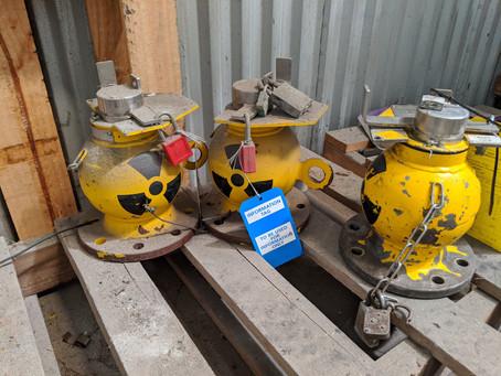 Radioactive Sealed Source Disposal
