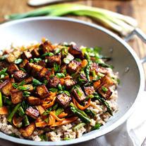 Keong Cong Tofu Bowl