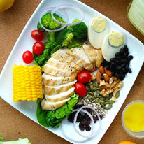 Chargrilled Chicken Salad