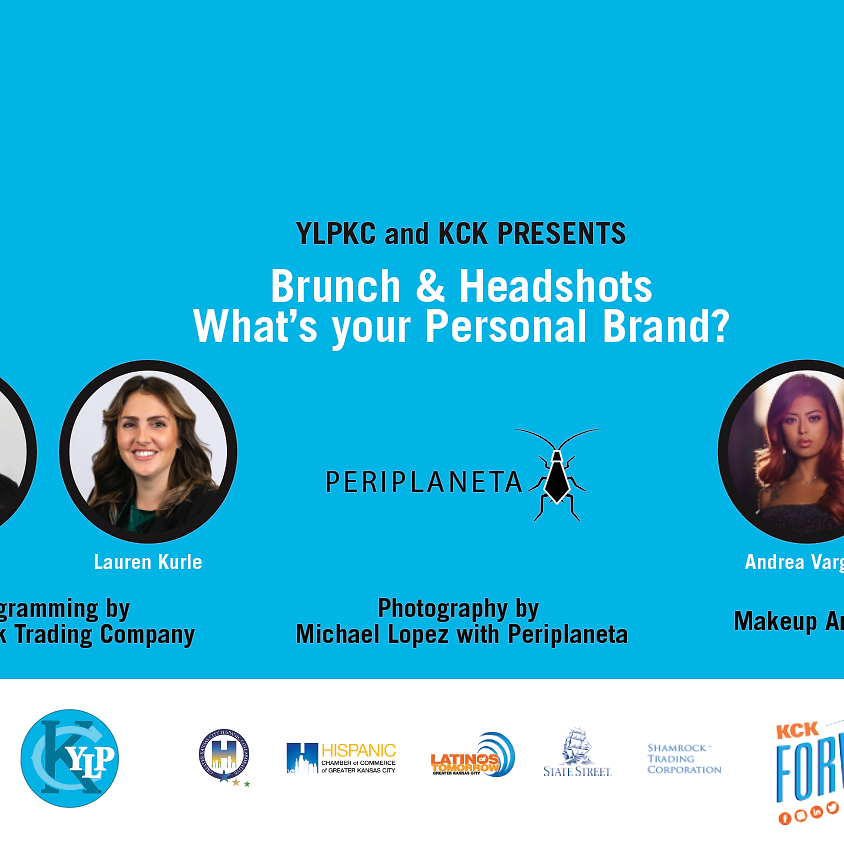 Brunch & Headshots - What's your Personal Brand?