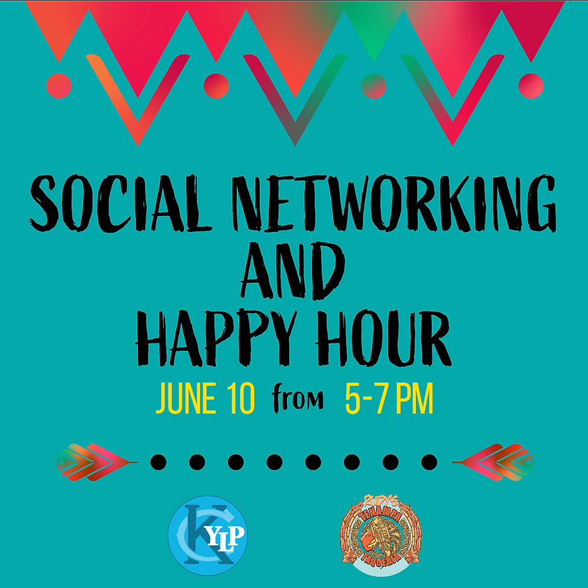 Social Networking and Happy Hour @ Rudy's Tenampa Taqueria