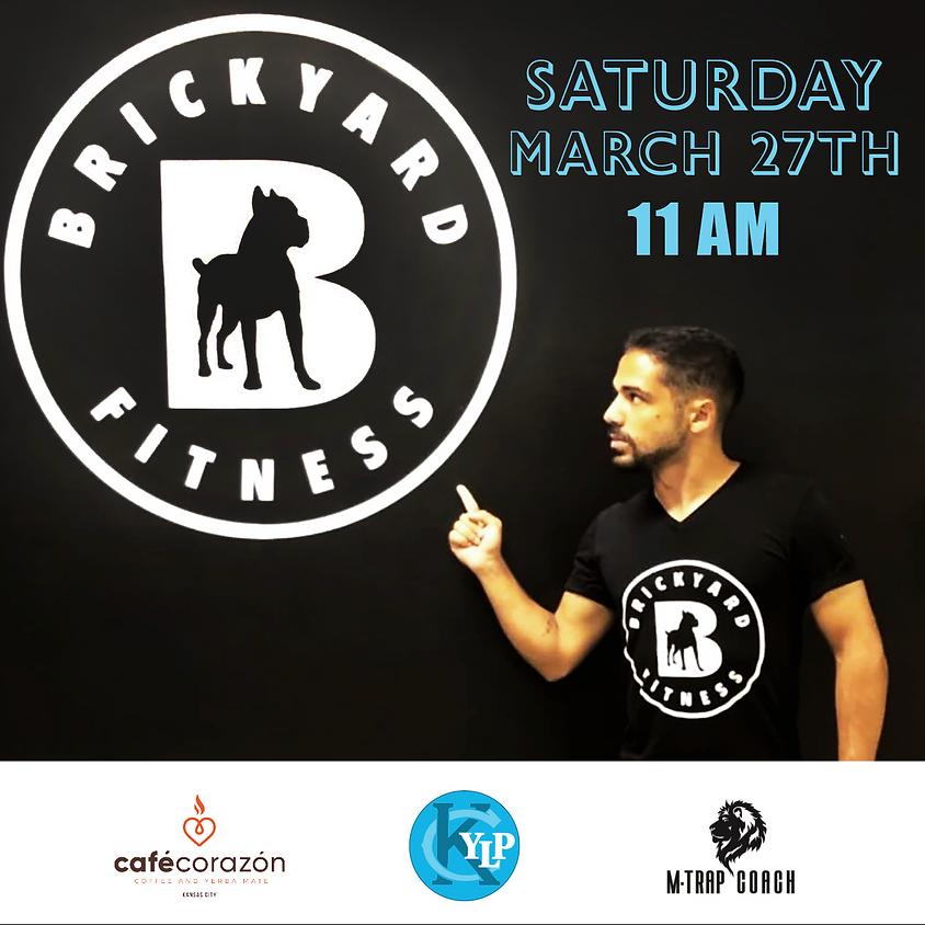 Brickyard Fitness Workout with Mirko