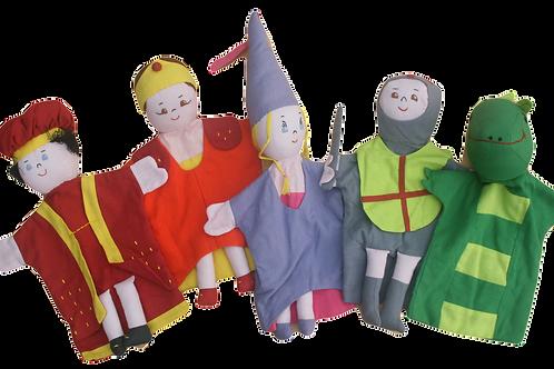 Castle Puppets