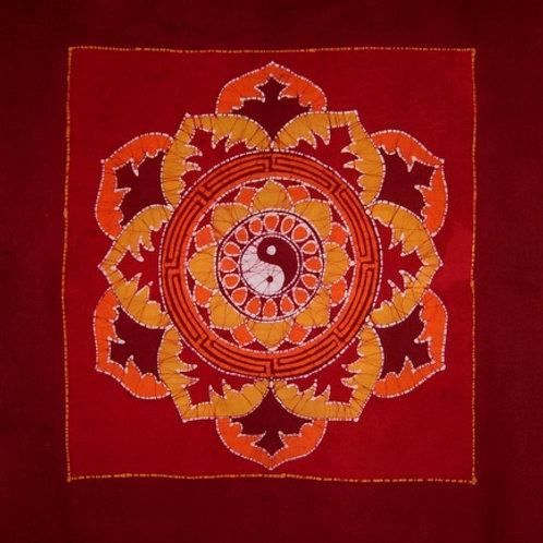 Batik - Mandala Yin Yang