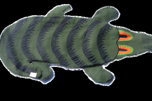 Crocodile Floormat