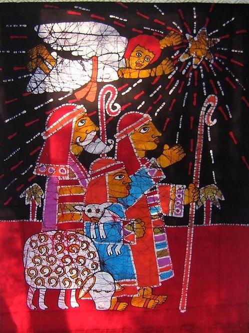 Nativity Batik